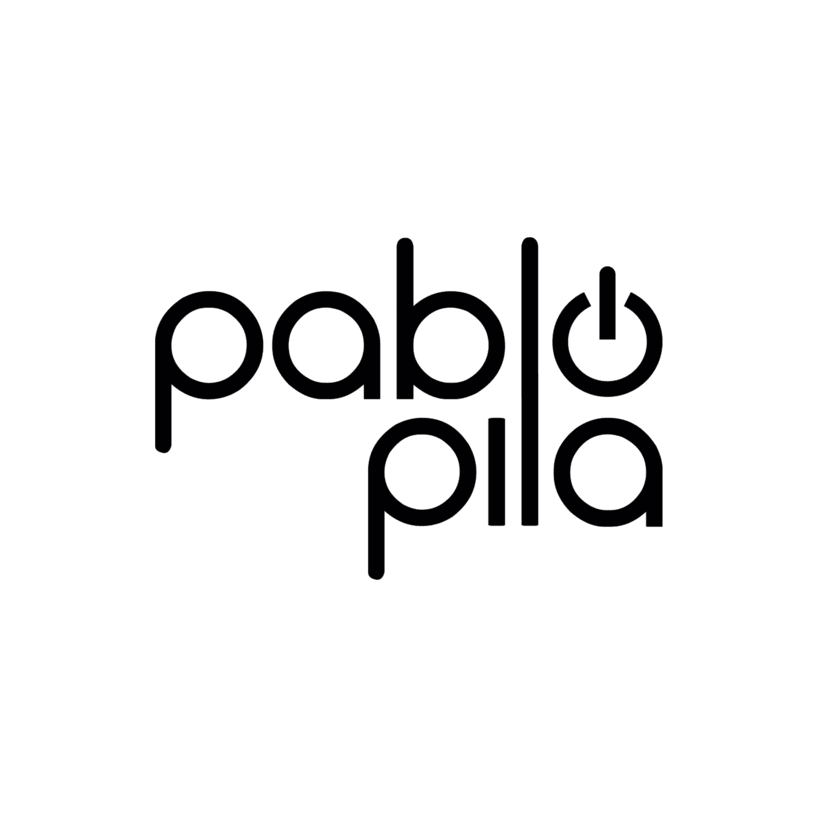 Logotipo para Pablo Pila, Dj y Beatmaker. -1