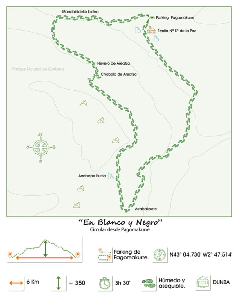"""Iconos, logo, mapas y flyer web """"Dunba"""" 1"""