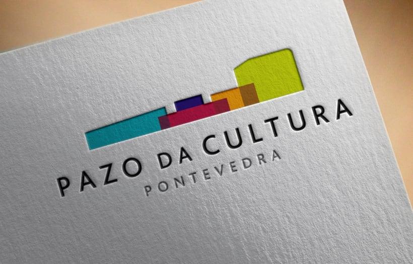 Branding Pazo da Cultura 0