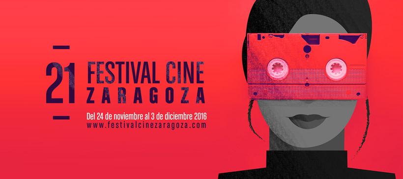 Zaragoza Film Festival - Poster 1