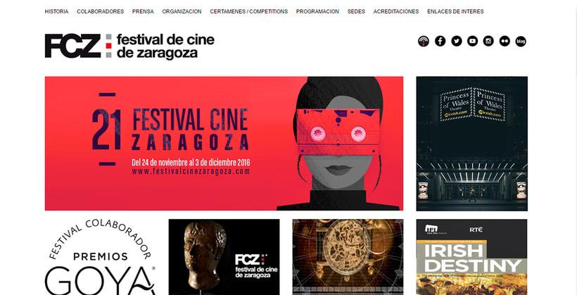 Zaragoza Film Festival - Poster 3