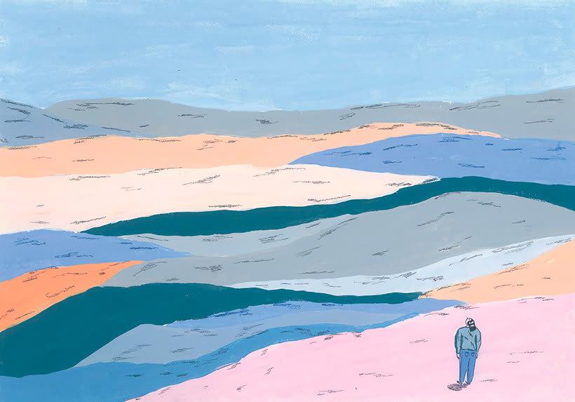 La oda ilustrada, de Mariana, a miserável, a los freelance 8