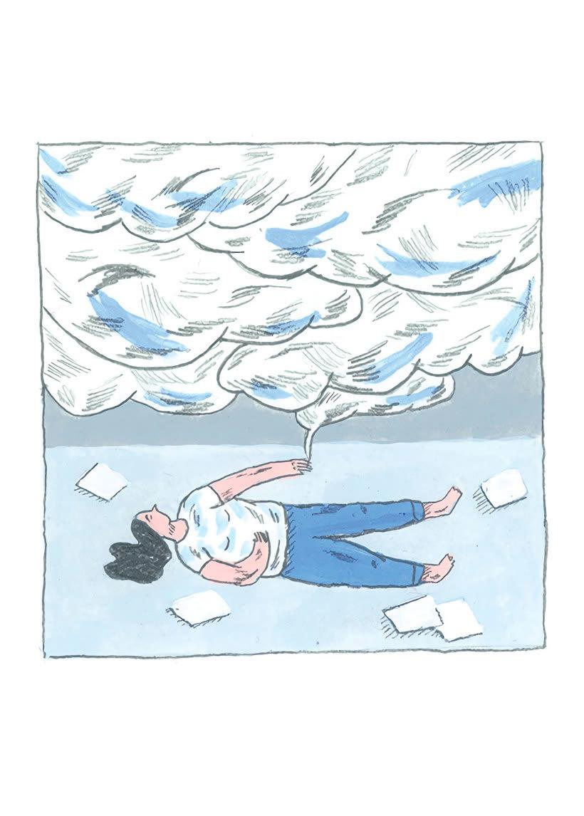 La oda ilustrada, de Mariana, a miserável, a los freelance 9