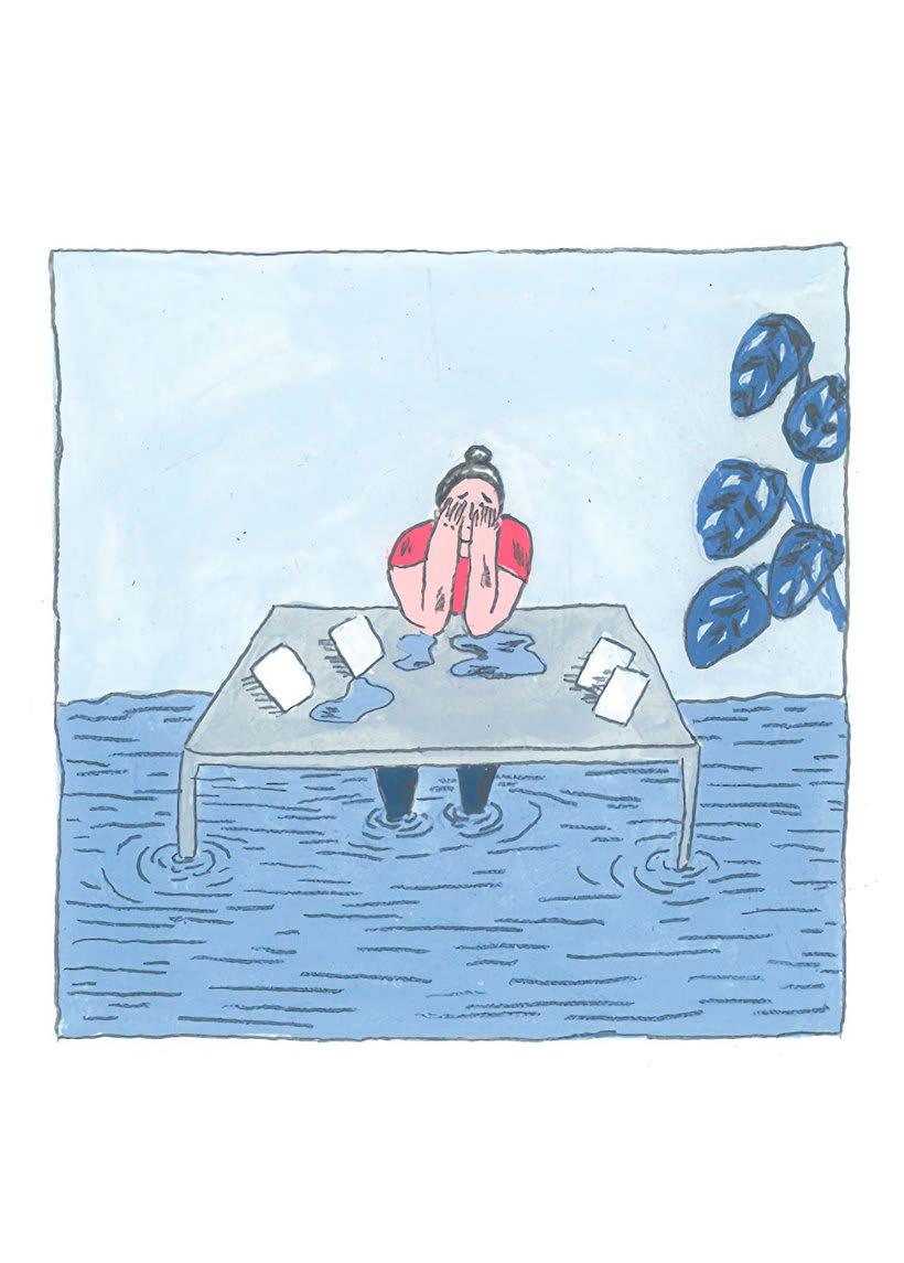 La oda ilustrada, de Mariana, a miserável, a los freelance 12