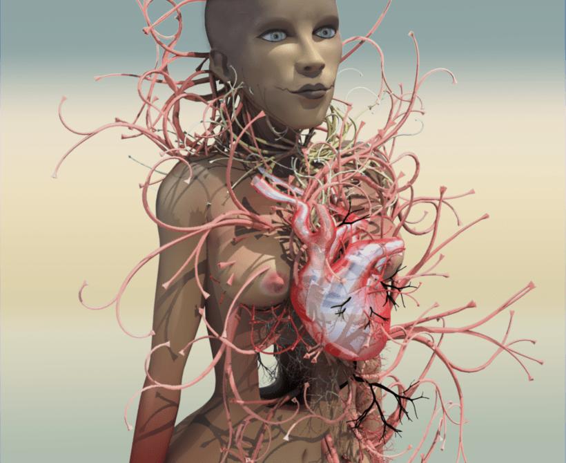 3D/Organic 1