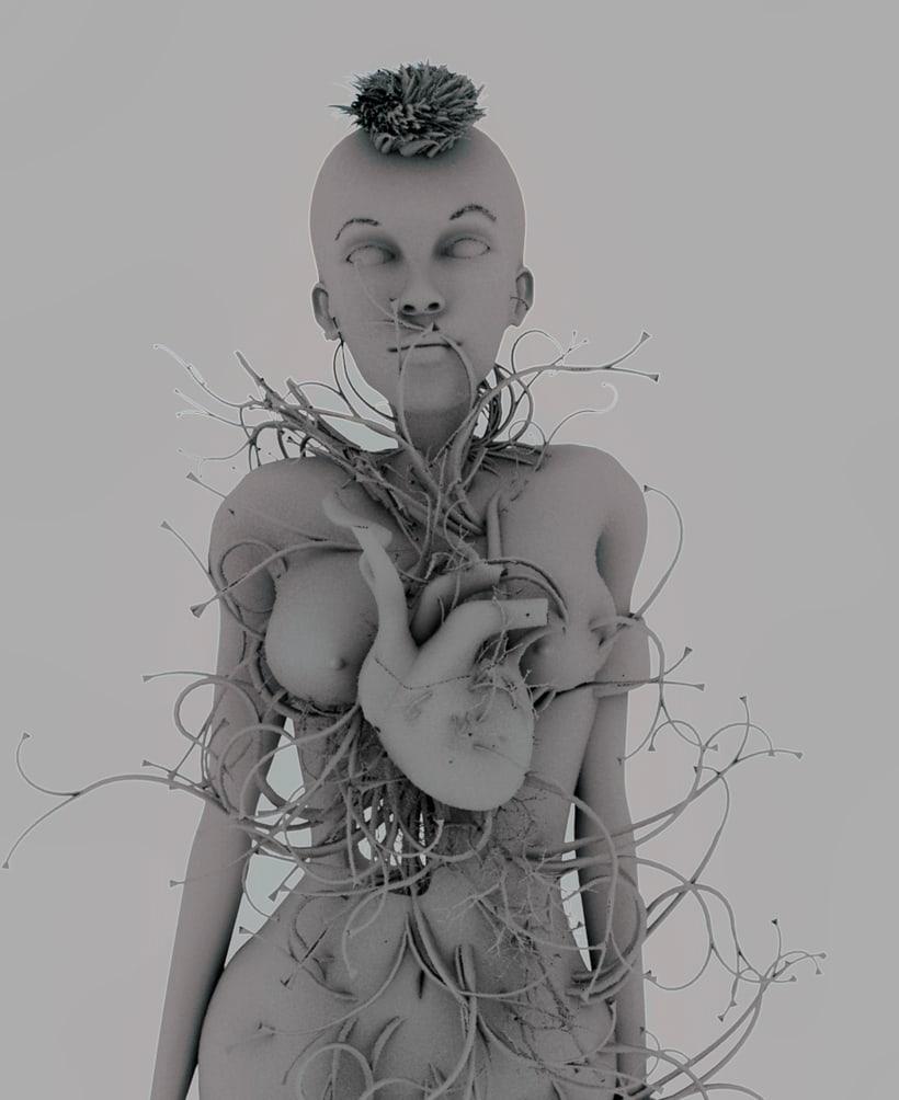 3D/Organic 3