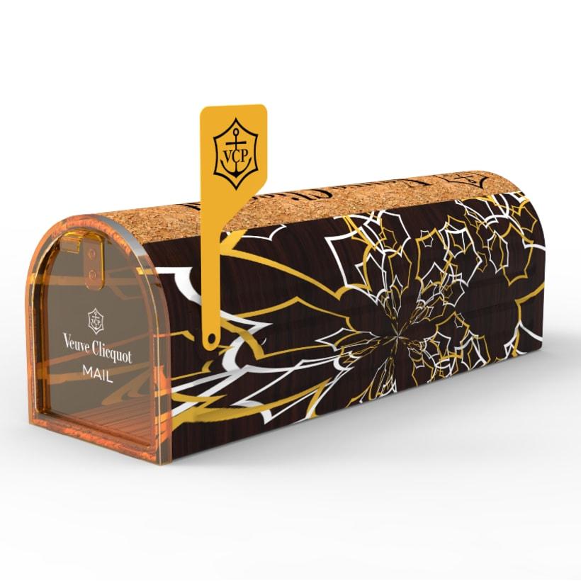 Veuve MailBox (Product Design) 0