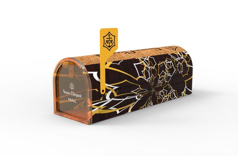 Veuve MailBox (Product Design) 1