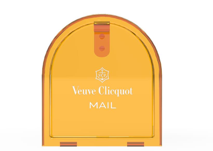 Veuve MailBox (Product Design) 3