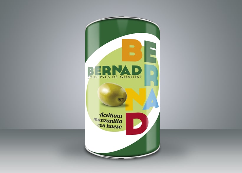 Packaging Bernad -1