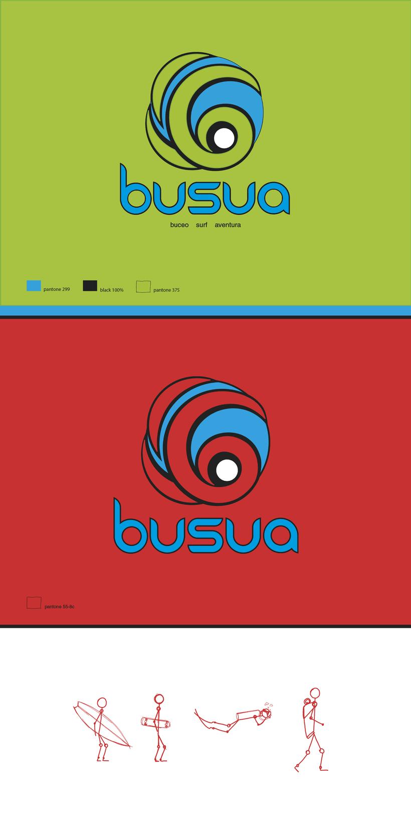 Busua (buceo, Surf y aventura) 1