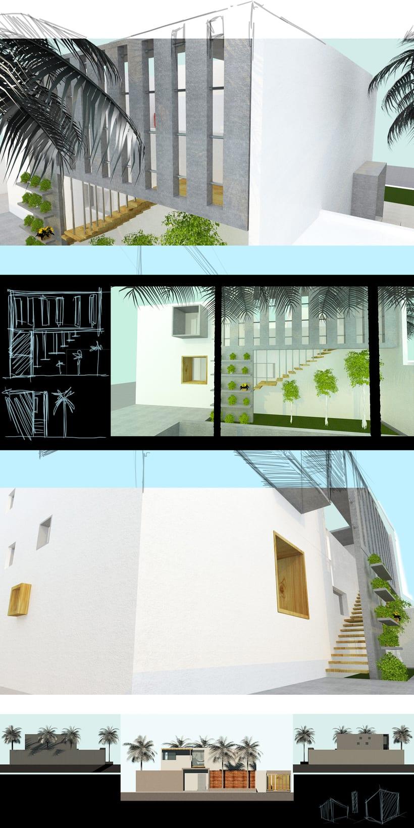 Casa CUbo 8