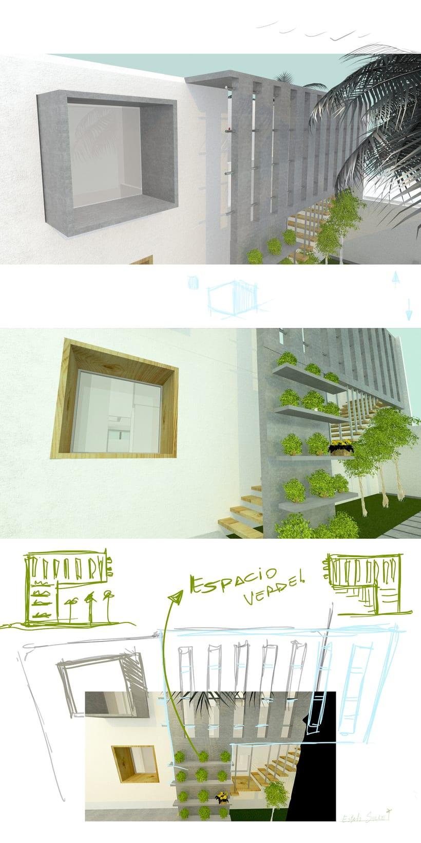 Casa CUbo 9