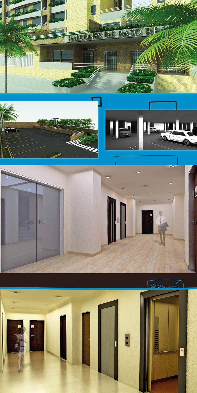 Producción de Imágenes para Ventas  Inmobiliarias 1