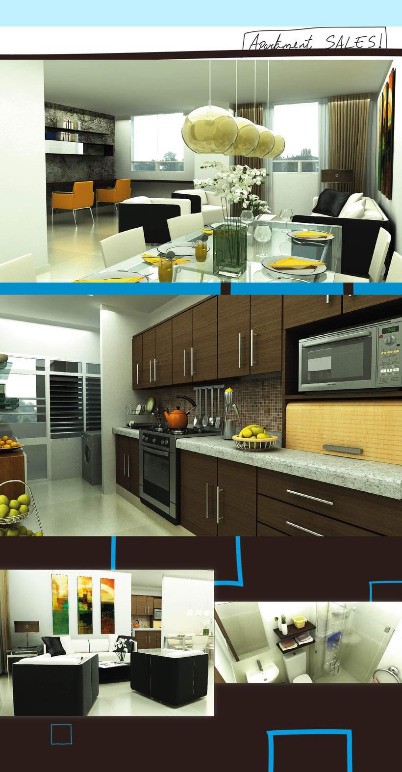 Producción de Imágenes para Ventas  Inmobiliarias 2