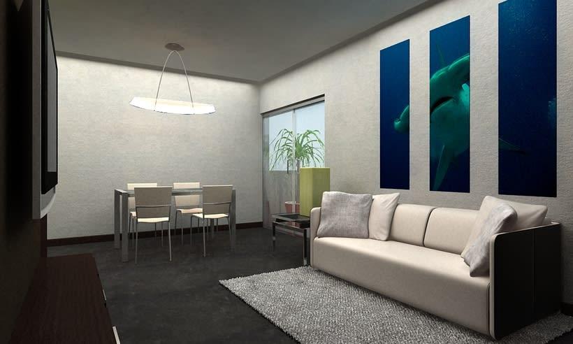 Diseño de Interiores para Hotel  Isla de Bonaire  0