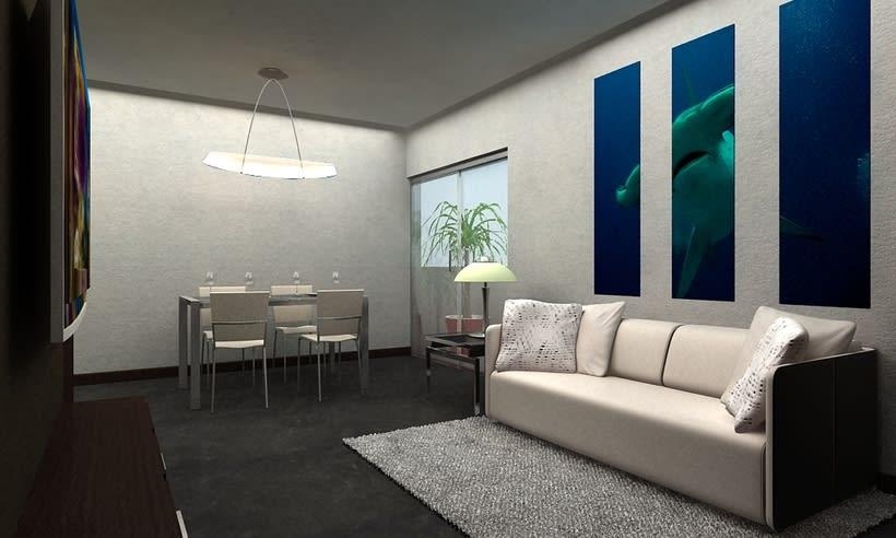 Diseño de Interiores para Hotel  Isla de Bonaire  2