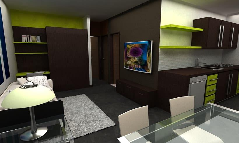 Diseño de Interiores para Hotel  Isla de Bonaire  5