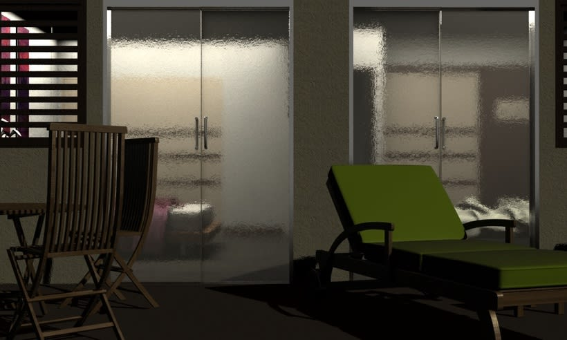 Diseño de Interiores para Hotel  Isla de Bonaire  7