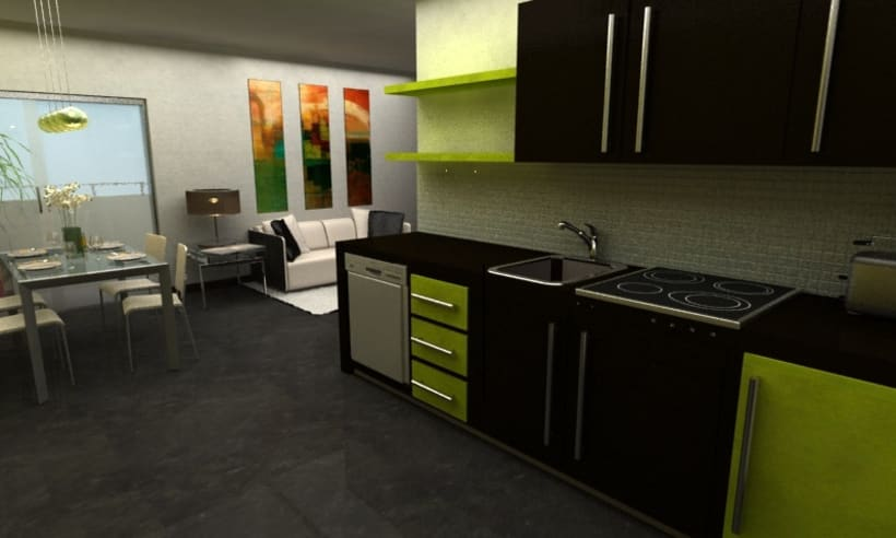 Diseño de Interiores para Hotel  Isla de Bonaire  9