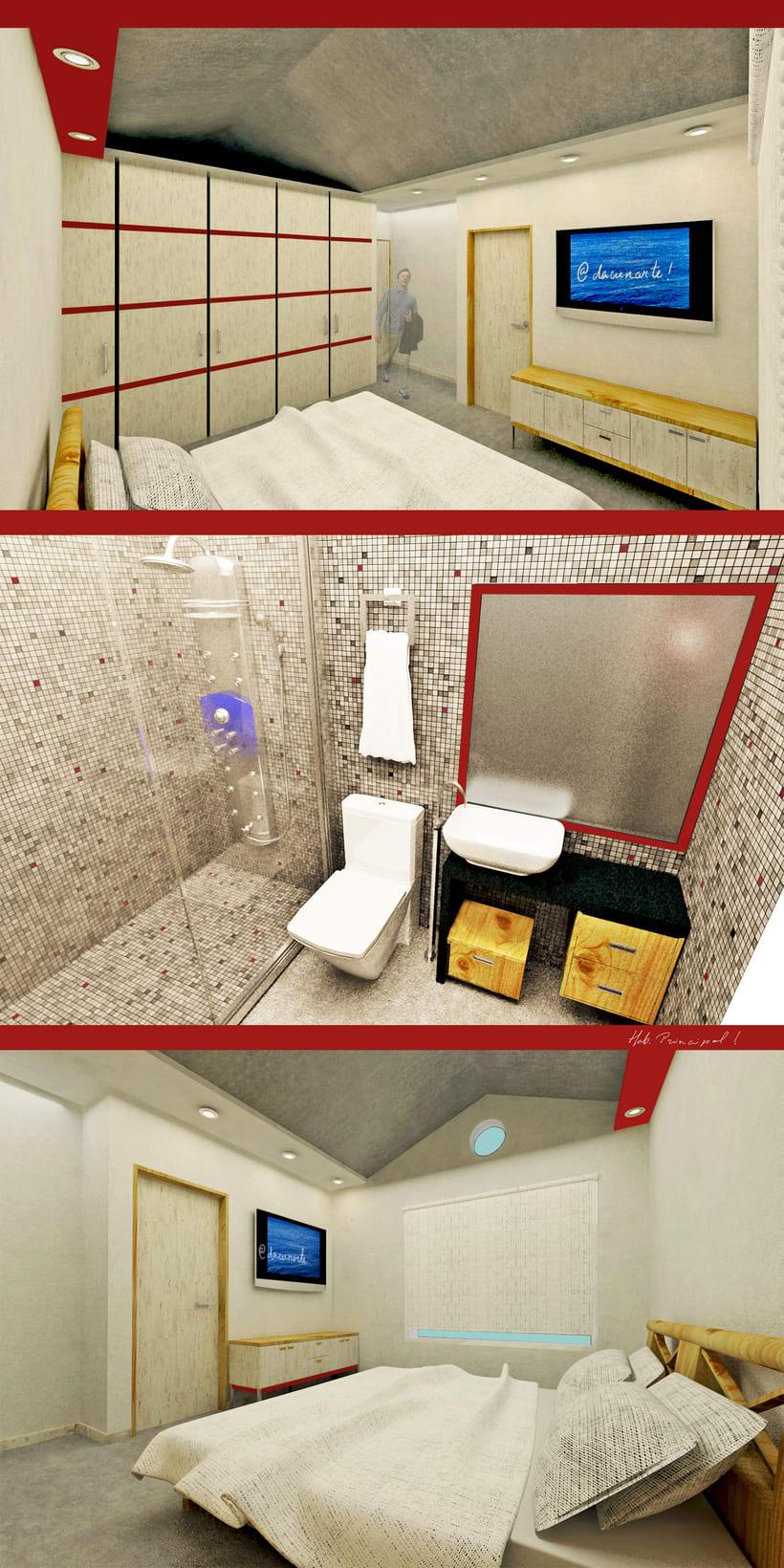 Diseño de Interiores para pareja  3