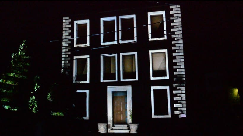 3D Projection mapping / Argentera 21