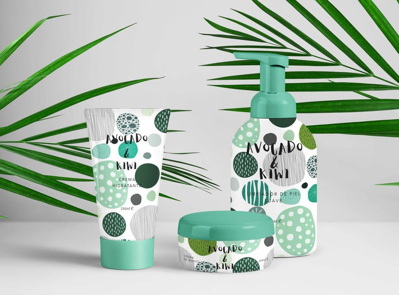 Packaging para Avocado & Kiwi -1