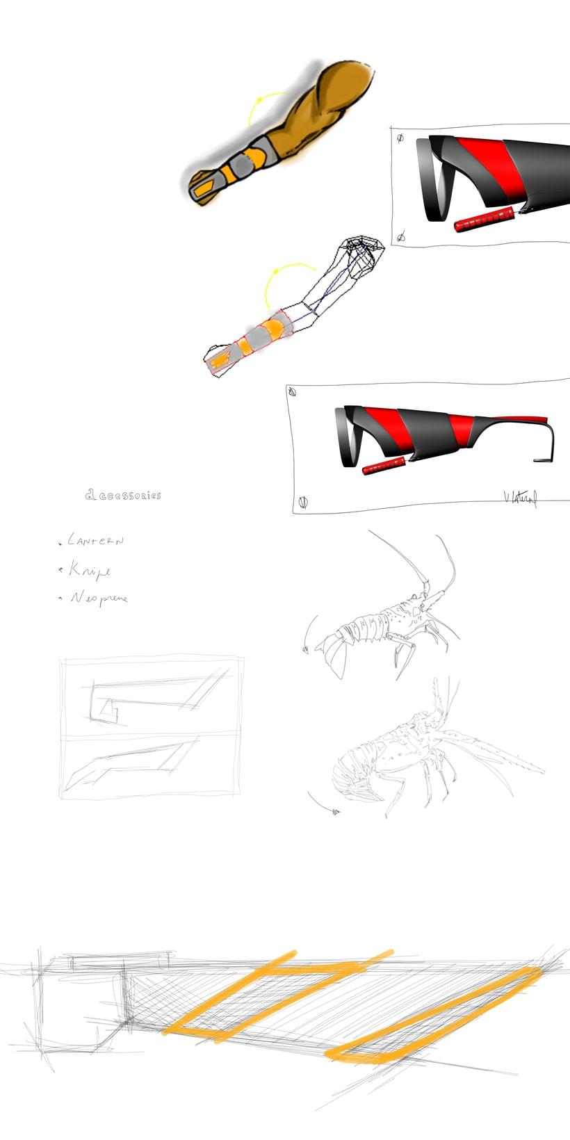 Prototipo para Producto de pesca  3