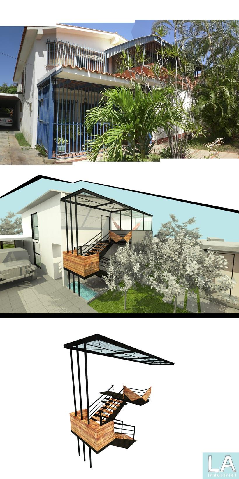 Casa LA INdustrial  2