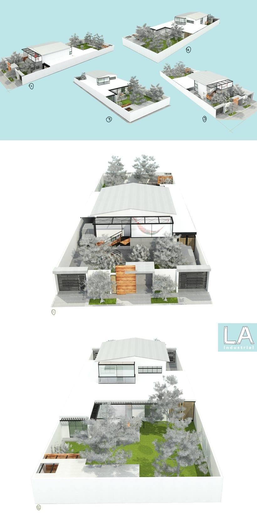 Casa LA INdustrial  5