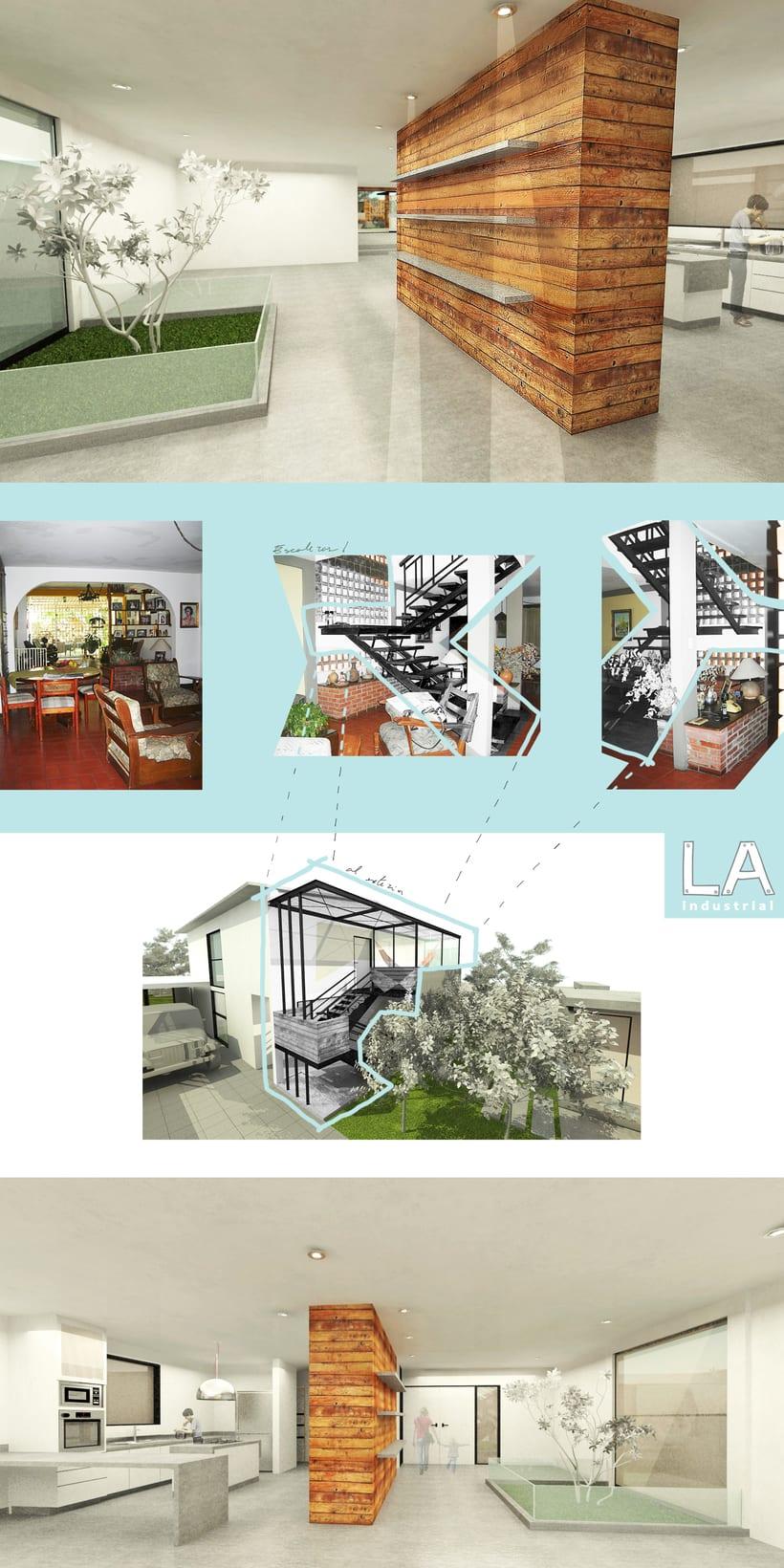 Casa LA INdustrial  8