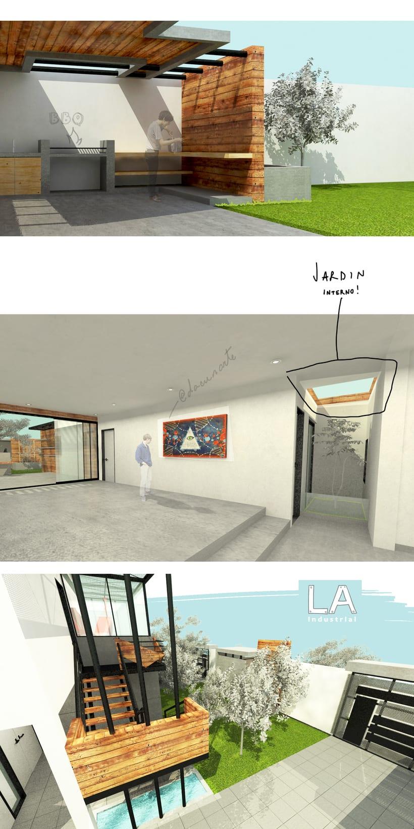 Casa LA INdustrial  13