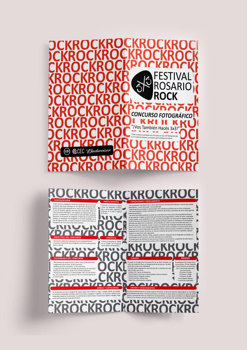 Festival Rosario Rock 1