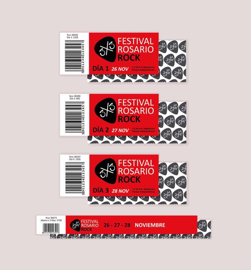 Festival Rosario Rock 4