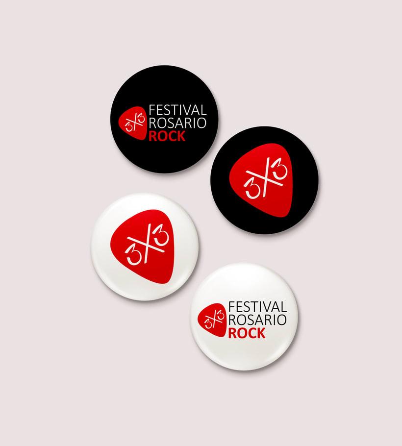Festival Rosario Rock 5