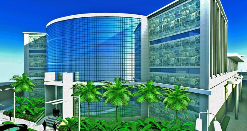 Desarrollo y Producción de Imágenes para Venta de Proyectos de Arquitectura  3