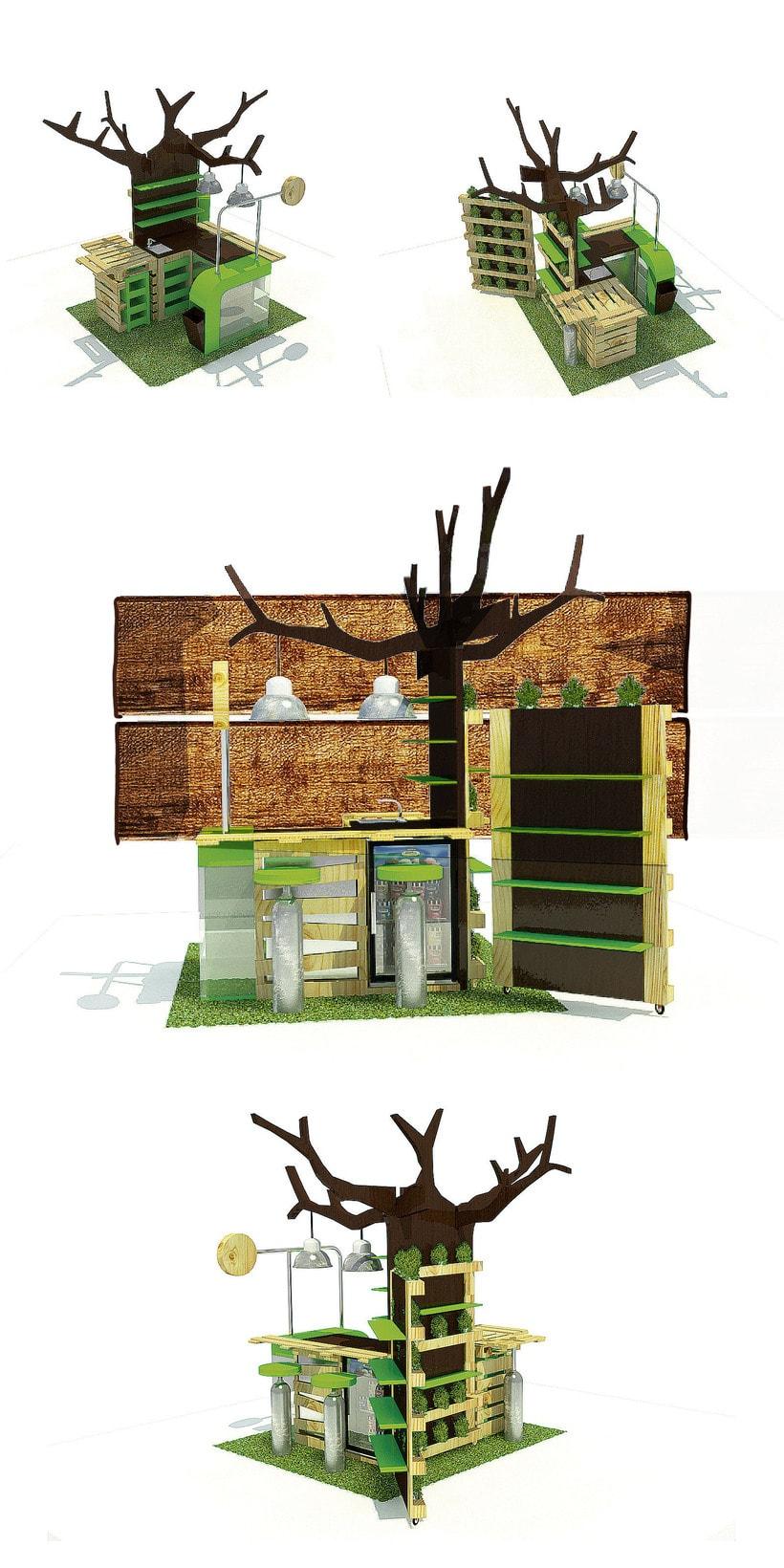 Stand ECO Té/Café 8