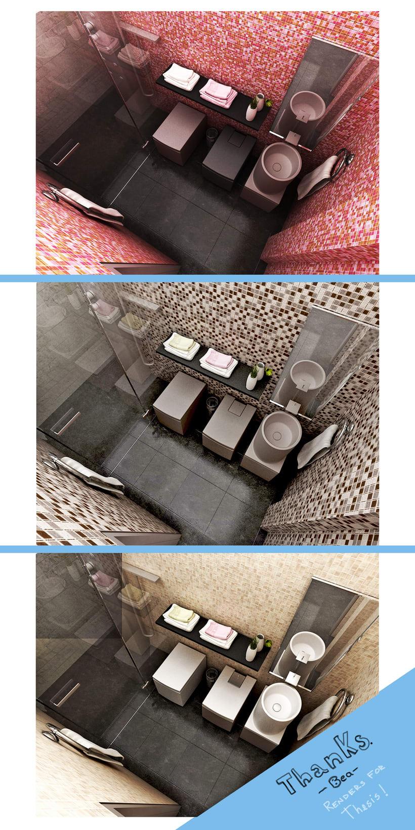 Imágenes para Tesis de diseño de Interiores  4