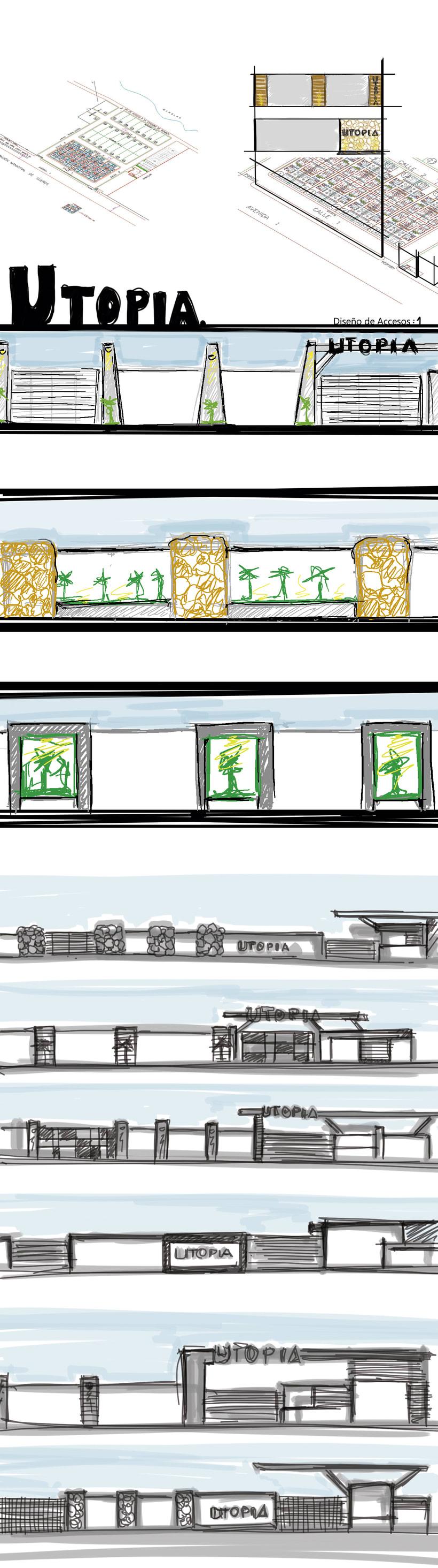 Proyecto de Urbanización Industrial  1