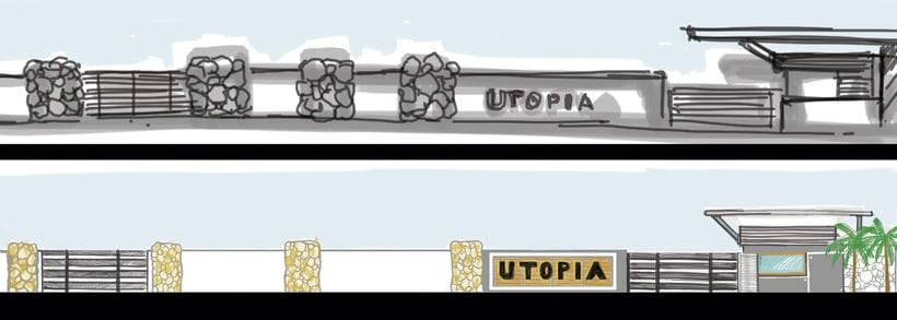 Proyecto de Urbanización Industrial  2
