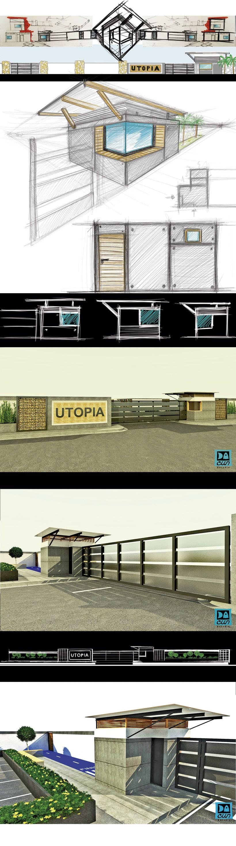 Proyecto de Urbanización Industrial  3