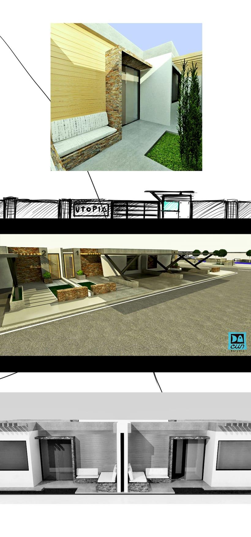Proyecto de Urbanización Industrial  8