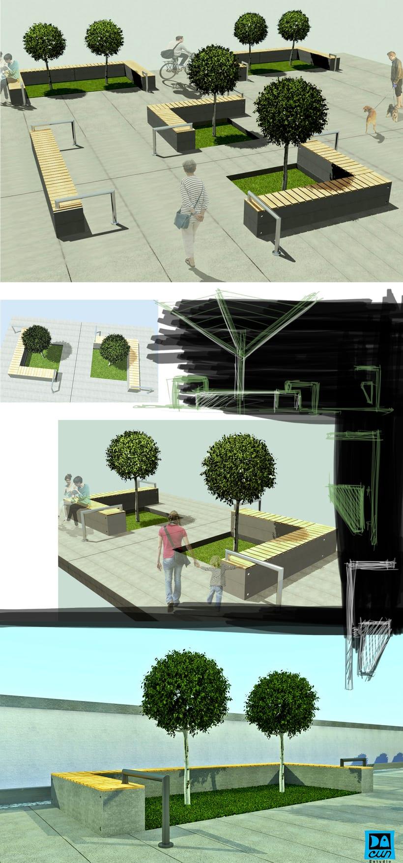 Proyecto de Urbanización Industrial  12