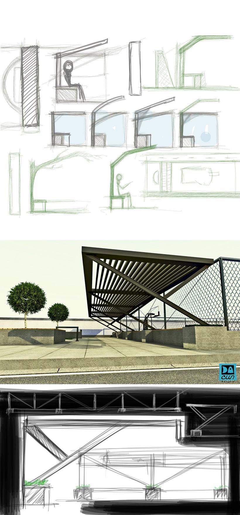 Proyecto de Urbanización Industrial  14