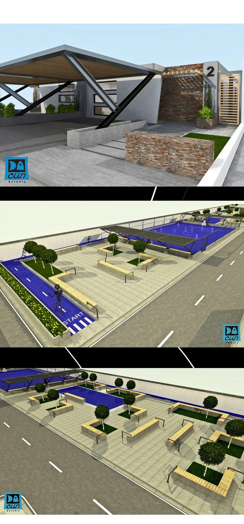 Proyecto de Urbanización Industrial  15