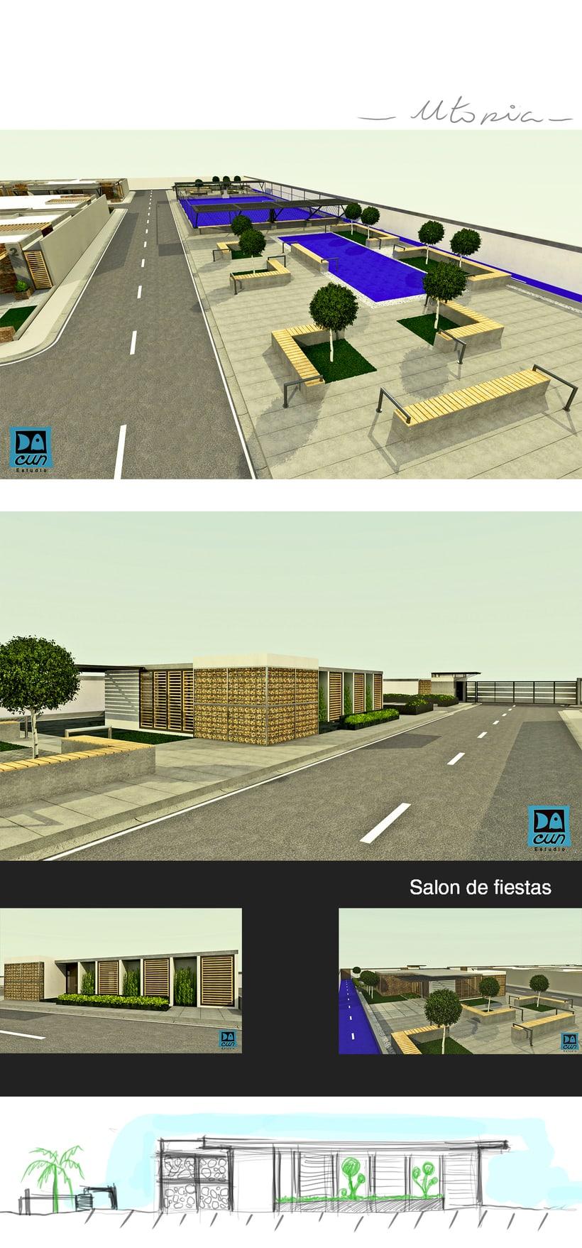 Proyecto de Urbanización Industrial  16