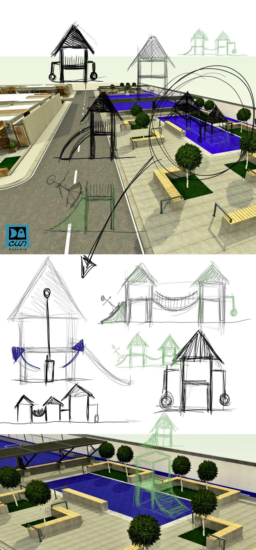 Proyecto de Urbanización Industrial  17