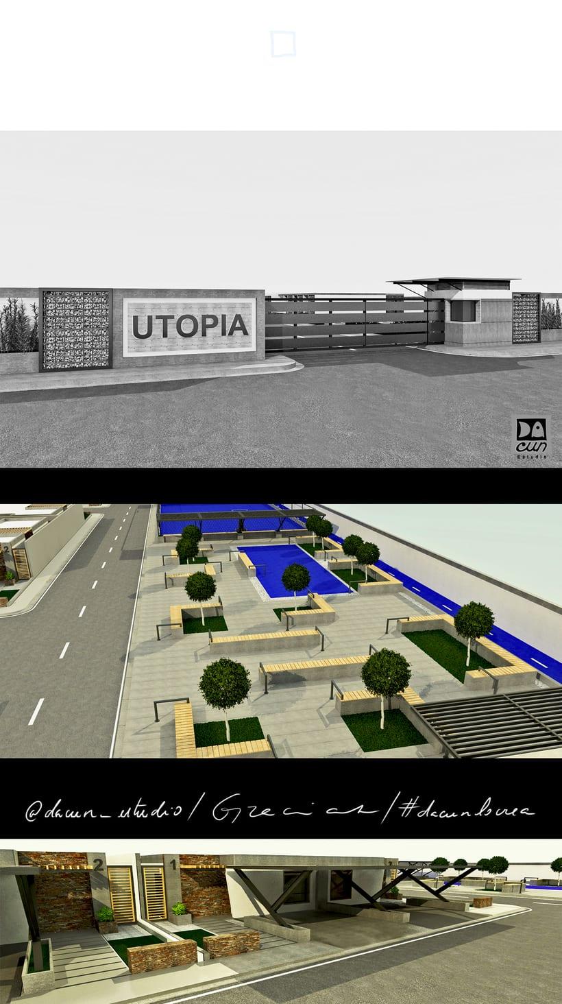 Proyecto de Urbanización Industrial  18