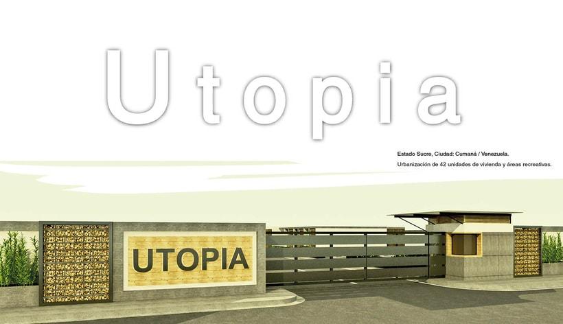Proyecto de Urbanización Industrial  0