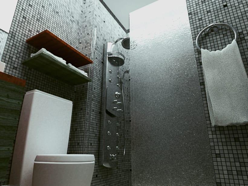 Diseño de Interiores para Buzo 1